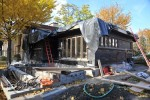 Restoration of Frank Lloyd Wright home