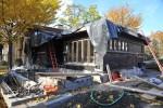 Restoration of Frank Lloyd Wright home