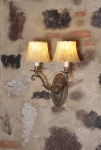 Canterbury Sconces