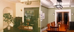 Before & after image of the renovation