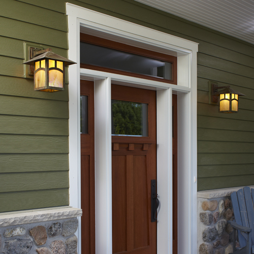 Outdoor Entryway Lighting Ideas: Brass Light Gallery's Blog